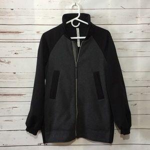 Lululemon reversible bomber jacket